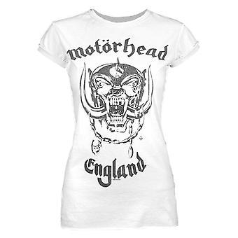 Amplified Motorhead England Women's T-Shirt