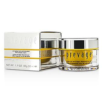 Prevage By Elizabeth Arden Anti-aging Neck And Decollete Firm & Repair Cream  50g/1.7oz