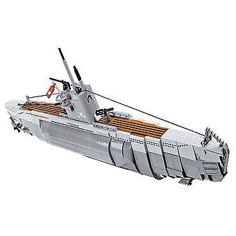 World War II 800 piece U-Boot VIIB U-48