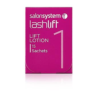 Salon System Lashperm Perming Lift Lotion - Pack Of 15