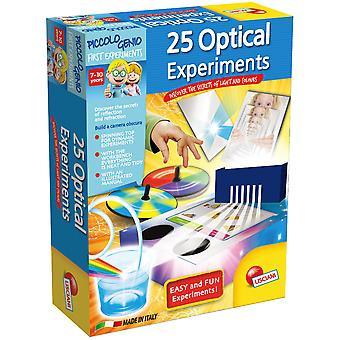 Lisciani 25 Optical Experiments Science Kit