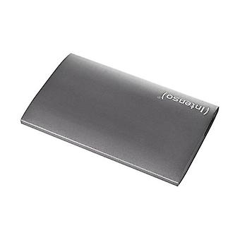 Extern hårddisk INTENSO 3823440 256 GB SSD 1.8&USB 3.0 Antracite