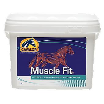 Cavalor Muscle Fit Envelopes 900 g (Horses , Food , Food complements)