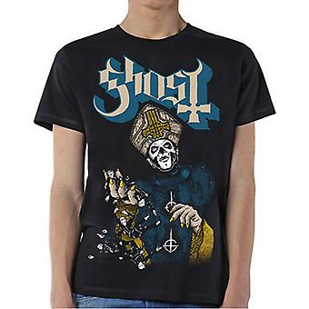 Ghost Papa of the World Officiel Tee-Shirt Mens Unisex