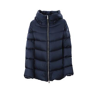 Voeg Waw5503270 Women's Blue Nylon Down Jacket toe