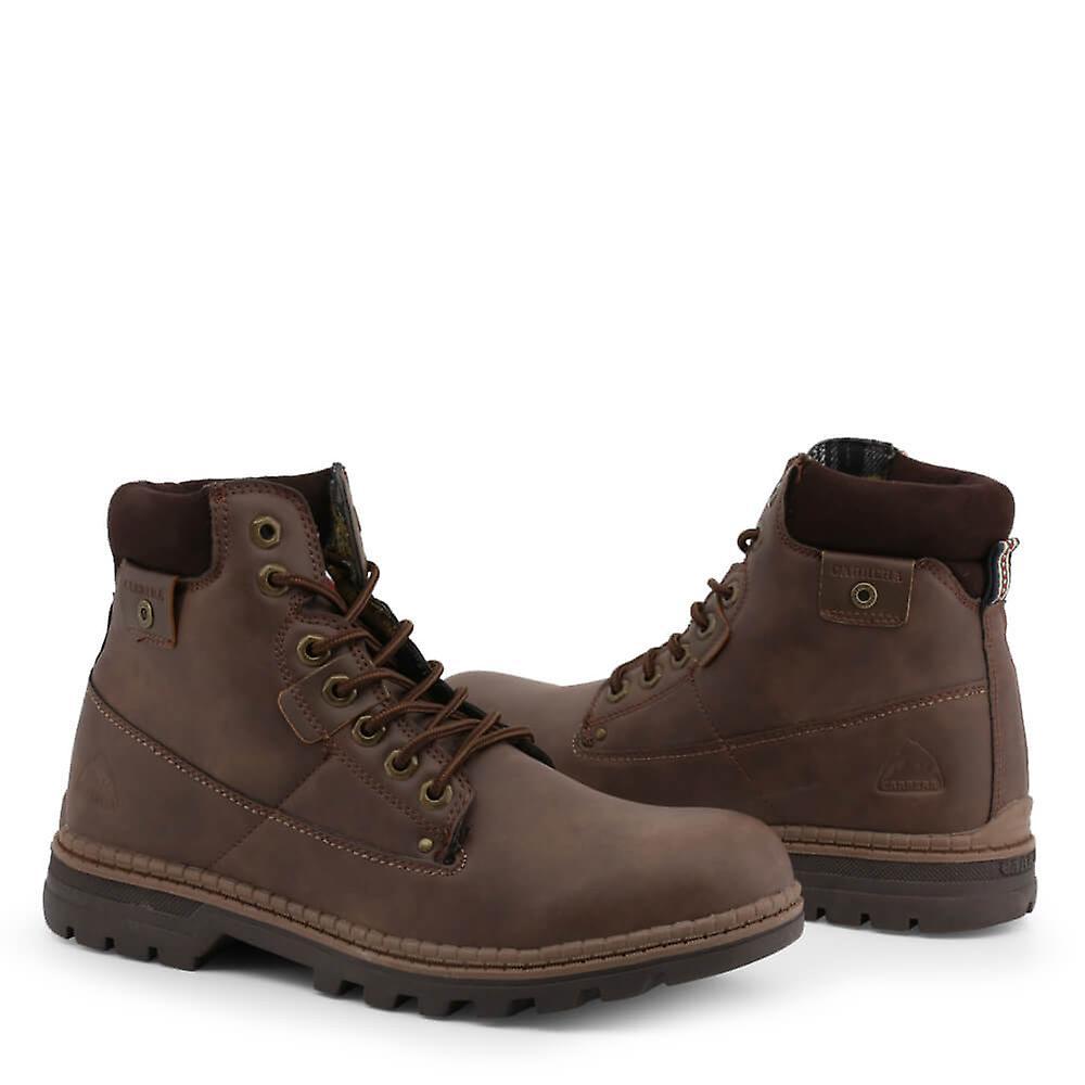 Carrera Jeans Original Men Automne/Winter Ankle Boot - Brown Color 35737