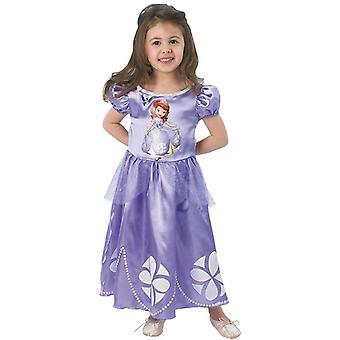 Déguisement classique Princesse Sofia Disney fille