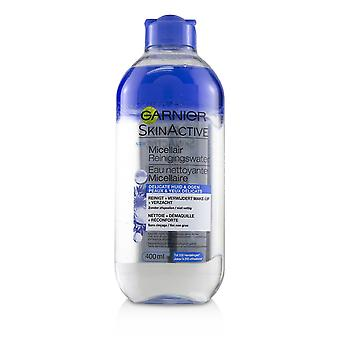 Skin active micellar water (for face & eyes)   for delicated skin 400ml/13.3oz