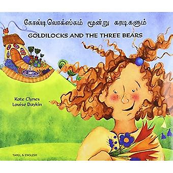 Goldilocks and the Three Bears in Tamil and English