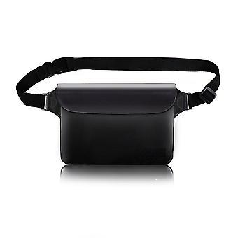 Adjustable waterproof waist bag