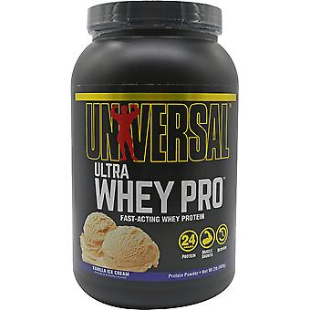 Universal Nutrition Ultra Whey Pro - About 27 Servings - Vanilla Ice Cream