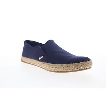Ben sherman jenson kantapää slip on miesten sininen lifestyle lenkkarit kengät