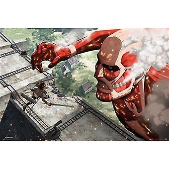 Angriff auf Titan Titan Maxi Poster