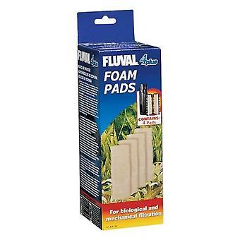 Fluval 4Plus Carga Foamex (Peces , Filtros y bombas , Material filtrante)