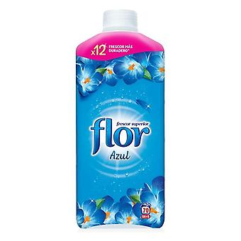 Fabric softener concentrate Flor Blue 1.5 L (70 doses)