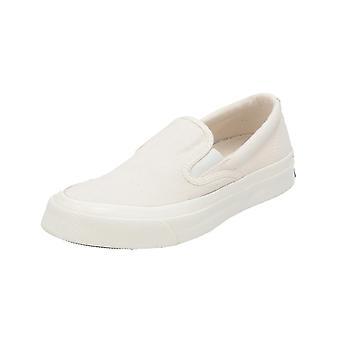 Converse DECK STAR 67 SLIP NATURAL/WHITE/EGRET Damen Herren Loafer Beige Slip-On