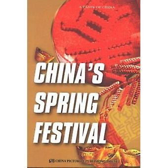 China's Spring Festival by Shiyu Liu - 9787802200982 Book