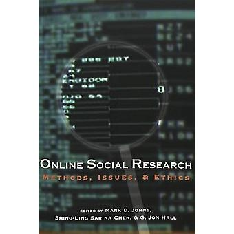 Online Social Research by Mark D. Johns - Shing-Ling Sarina Chen - G.