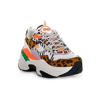 Buffalo crevis animal sneakers fashion