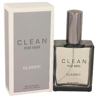 Schone mannen eau de toilette spray door schoon 533961 63 ml