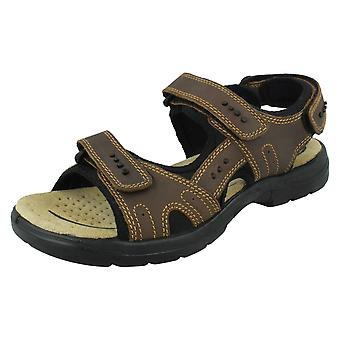 Mens Catesby Casual Hook & Loop Sandals MCATESC32011E