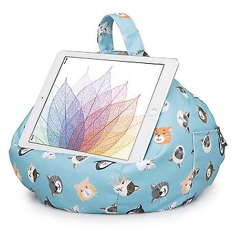 IPad, Tablet & Ereader Bohne Beutel Stand-by-Ibeani - coole Katzen