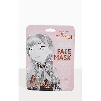 Gekke schoonheid disney bevroren anna blad gezichtsmasker