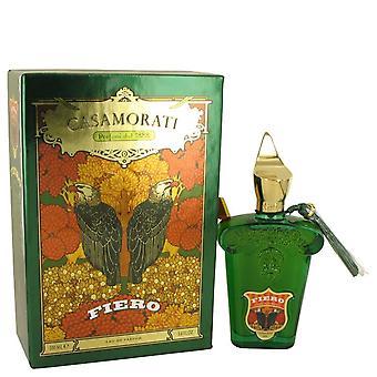 Fiero Eau De Parfum Spray By Xerjoff 3.4 oz Eau De Parfum Spray