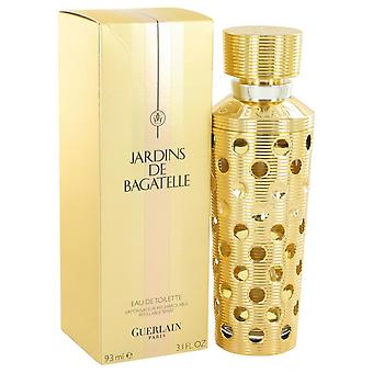 Jardins De Bagatelle Eau De Toilette Spray ricaricabile di Guerlain 3,1 oz Eau De Parfum Spray Refillable