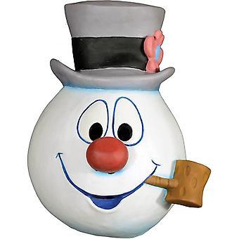 Морозный снеговика маска для взрослых