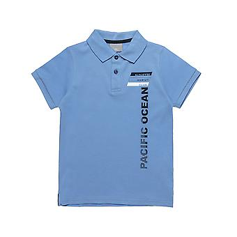 Alouette Boys' Print Polo Shirt