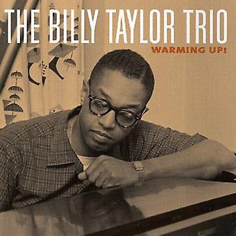 Billy Taylor Trio - Warming Up ! [CD] USA import