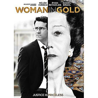 Woman in Gold [DVD] USA import