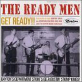Ready Men - Get Ready! [CD] USA import