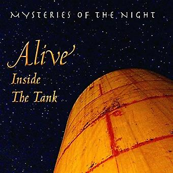 Mysteries of the Night - Alive Inside the Tank [CD] USA import
