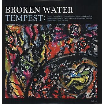 Broken Water - Tempest [Vinyl] USA import