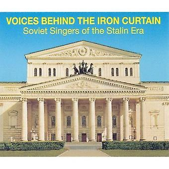Voices Behind The Iron Curtain [CD] USA import
