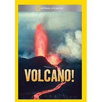 Vulkaan [DVD] USA import