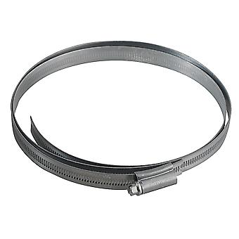 Jubilee 12.1/2in Zinc Protected Hose Clip 286 - 318mm (11.1/4 - 12.1/2in) JUB125