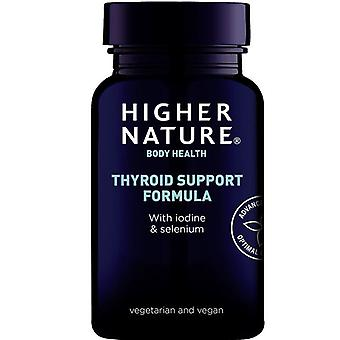 Higher Nature Thyroid Support Formula Vegetable Capsules 60 (THY060)