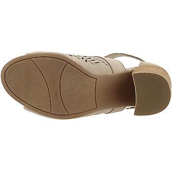 Marc Fisher Womens Geela Dress Heels and Pumps Chaussures, Beige, 10