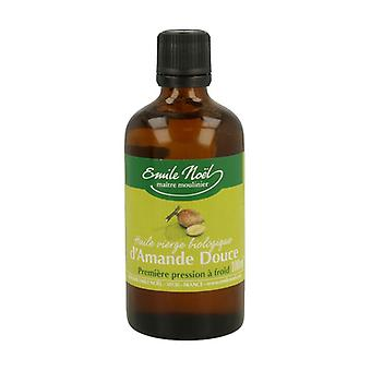 Sweet Almond Virgin Oil 100 ml of oil