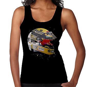 Motorsport Images Ayrton Senna Japanese Grand Prix 1993 Women's Vest