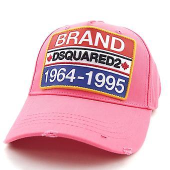 Dsquared2 Marke 1964-1995 Cap Pink