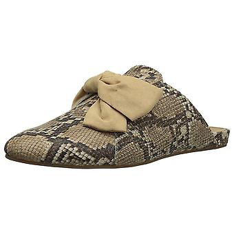Lucky Brand Womens Florean Leather Almond Toe Mules
