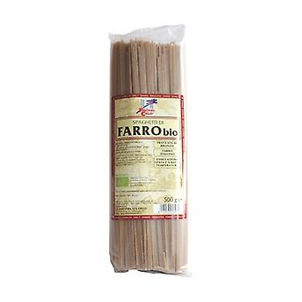 Tavattu spagetti 500 g
