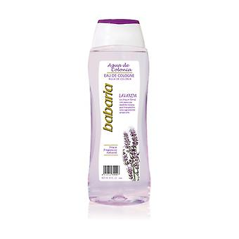 Eau De Köln Lavender 600 ml
