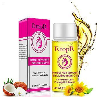 Zapobieganie wzrost włosów Wypadanie włosów Olejek odżywczy Skóry głowy Repair