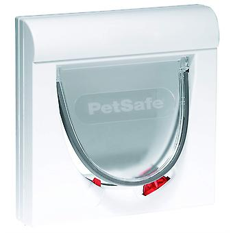 Staywell Classic Magnetic Cat Door with Tunnel