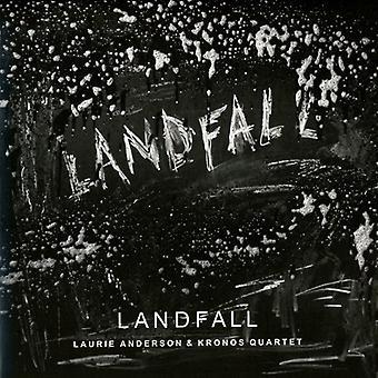 Anderson, Laurie / Kronos Quartet - Landfall [CD] USA import